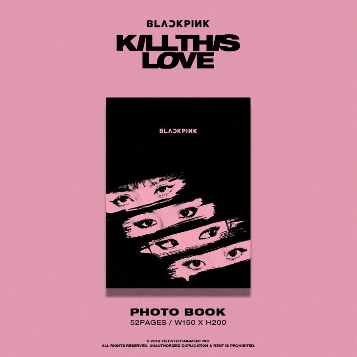 How to Buy Official BLACKPINK Kill This Love Mini Album, See Details