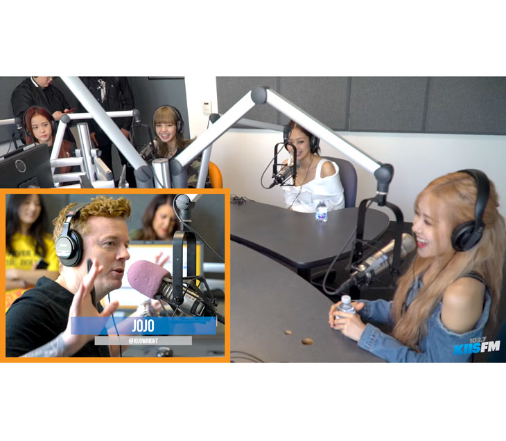 BLACKPINK Full English Interview with 102.7 KIIS FM LA Radio