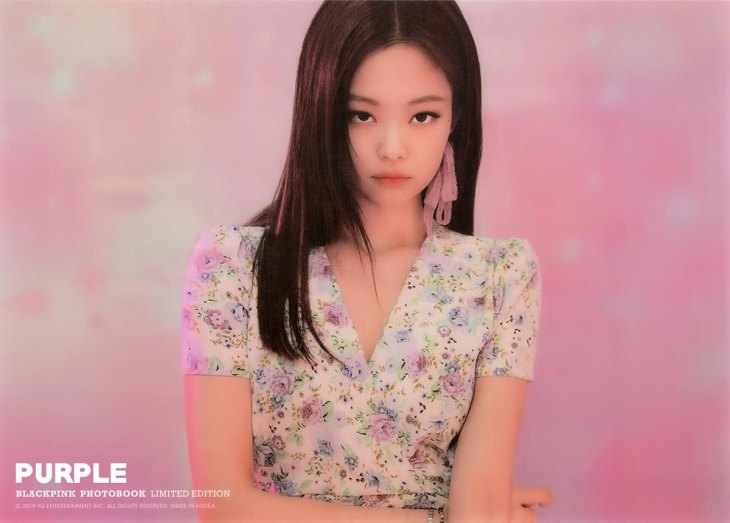 SCAN] See Photos From BLACKPINK Photobook Limited Edition 2019