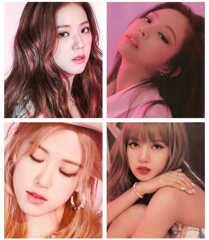 scan blackpink photobook limited edition
