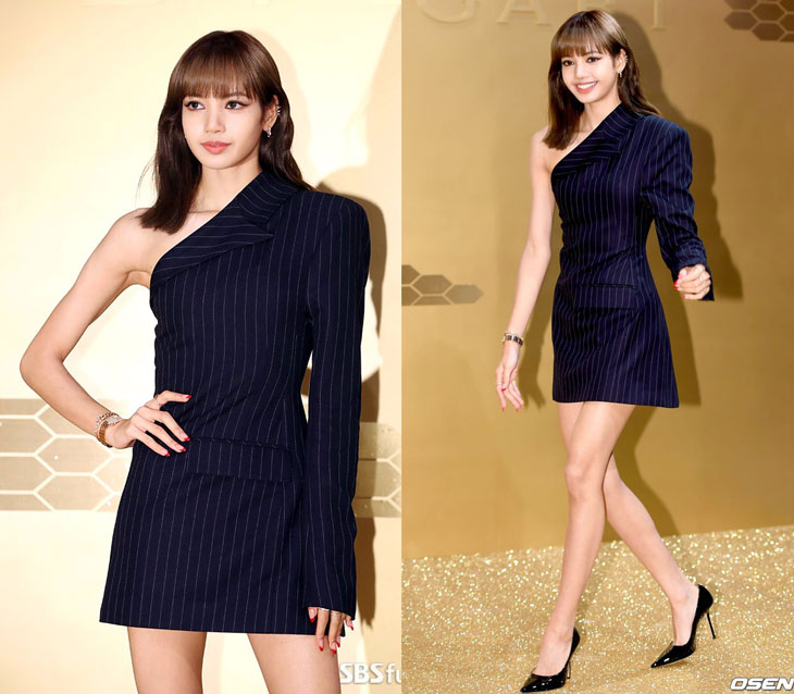 BLACKPINK Lisa Bulgari Event