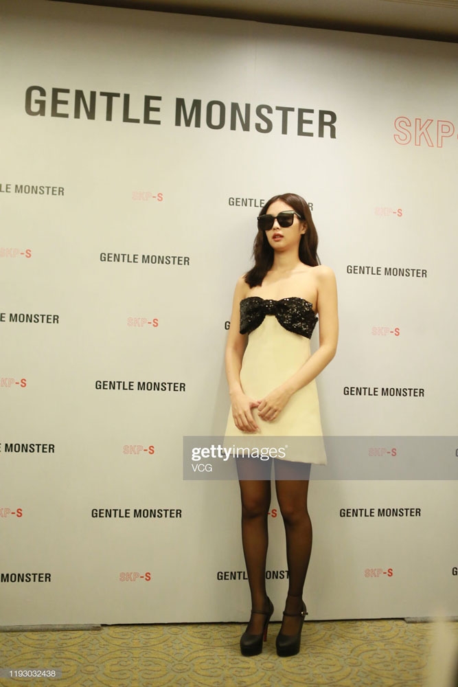 BLACKPINK Jennie Gentle Monster Beijing China