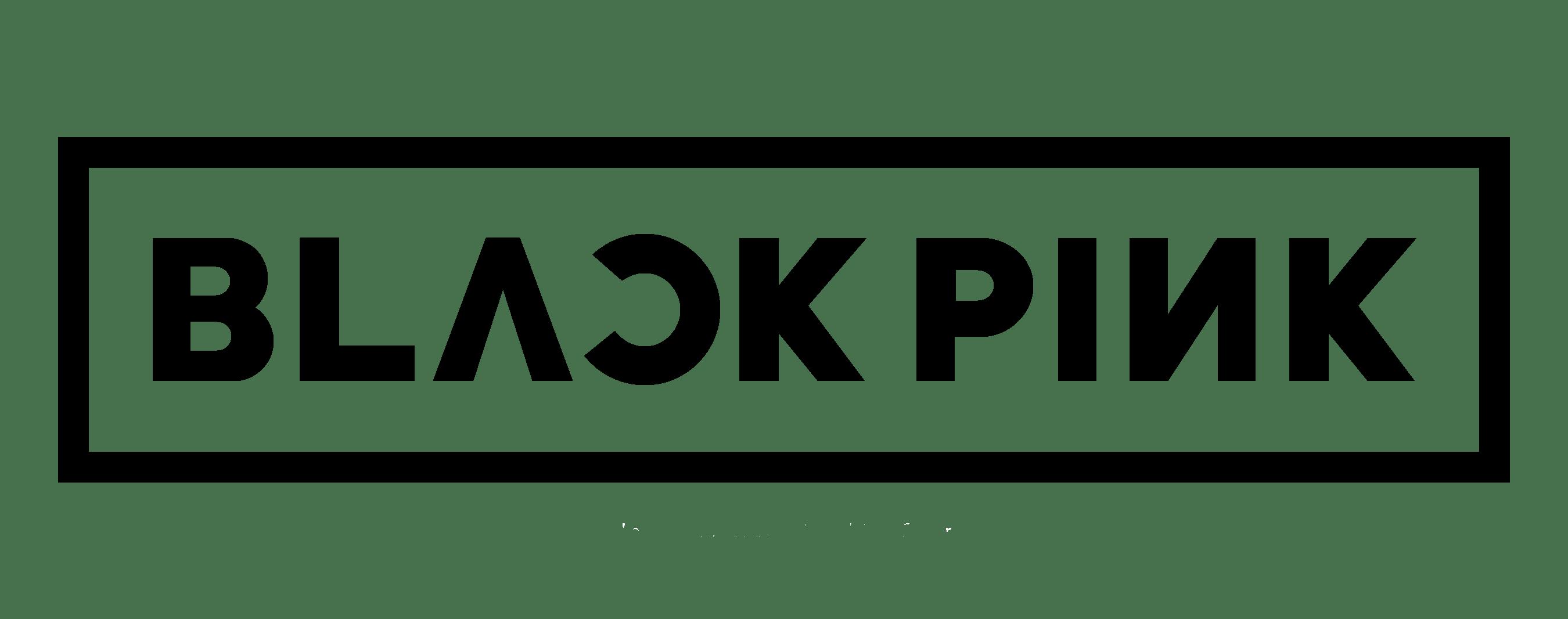 Download BLACKPINK Logo TEXT, JPG, PNG, FONT NAME