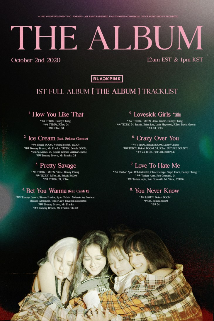 BLACKPINK-The-ALbum-Tracklist-Jisoo-Jenn