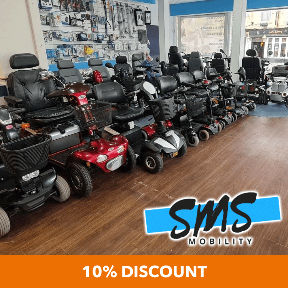 SMS Mobility Blackpool