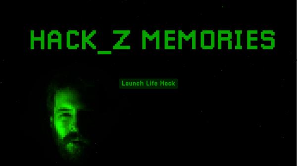 HackZ Memories Logo