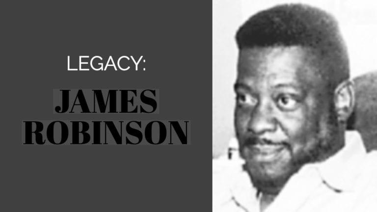 James Robinson.