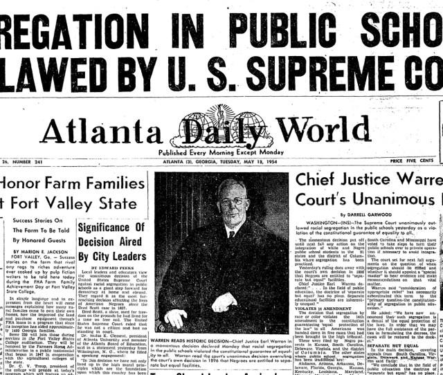 Atlanta Daily World May