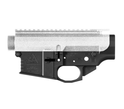 Black Rain Ordnance Billet AR10 Lower Receiver - Black