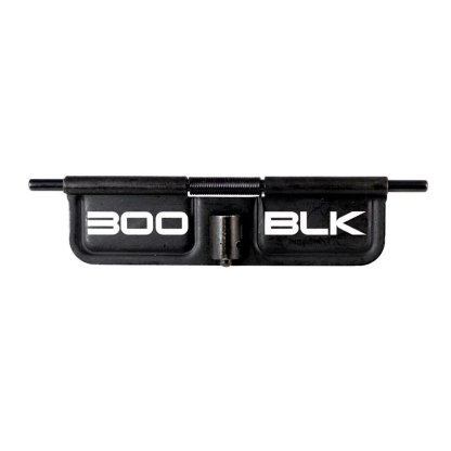 B.R.O. 300 Blackout Engraved Dust Cover