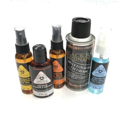 Black Rain Cleaning Kit