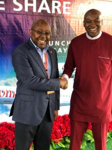 Dana, Ibom Air Enter First of its kind Domestic Airlines Full Codeshare Agreement