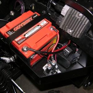 Black Rhino Performance | Yamaha Rhino Auxiliary Battery Kit