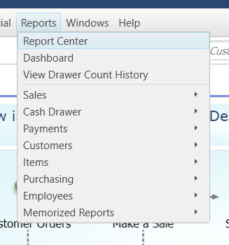 QuickBooks POS Inventory Reports Help Your Business | BlackRock