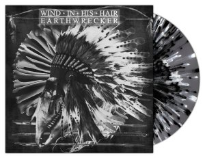 Copyright: Supreme Chaos Records / Wind in His Hair; Grey/white/black splatter-vinyl (limited to 100 copies)