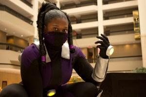 Kamikaze cosplay by Cosplayer Bettina