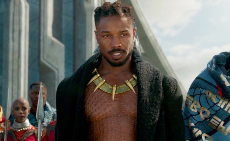 Image result for erik killmonger