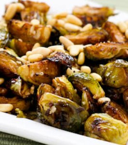 roasted sprouts x800