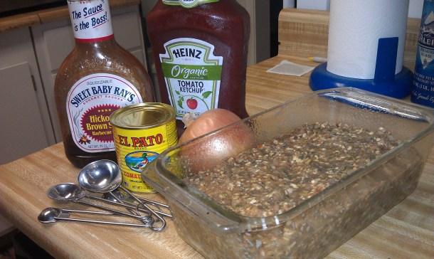 Spicy Lentil Loaf
