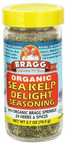 Bragg Sea Kelp Seasoning