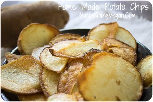 vegetable potato chips