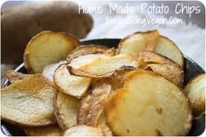 vegetable potato chips