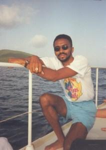 Black vegan males - Darrell Butler 1993