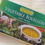Rapunzel vegan vegetable bouillon cubes with herbs