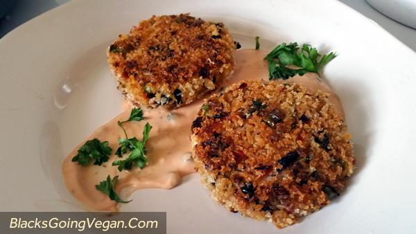 vegan crab cakes 5