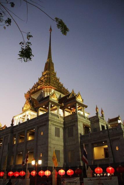 Bangkok, Buddha temple-Wat Phra Kaew