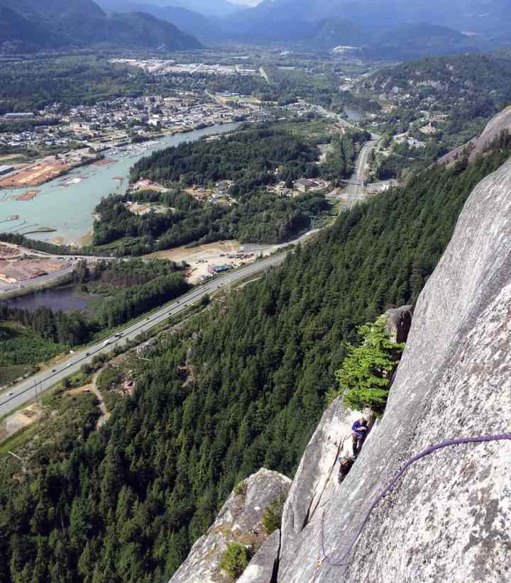 Squamish Climbing Guide