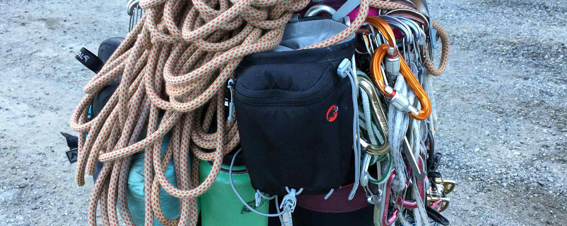 Mammut Chalk Bag