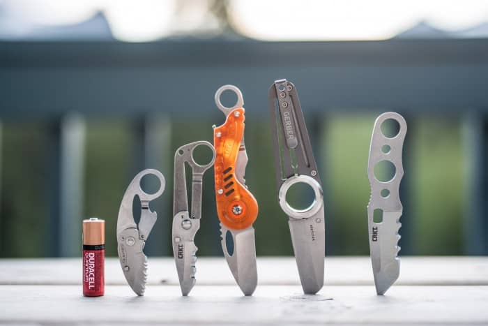 Climbing Knife Comparison Review