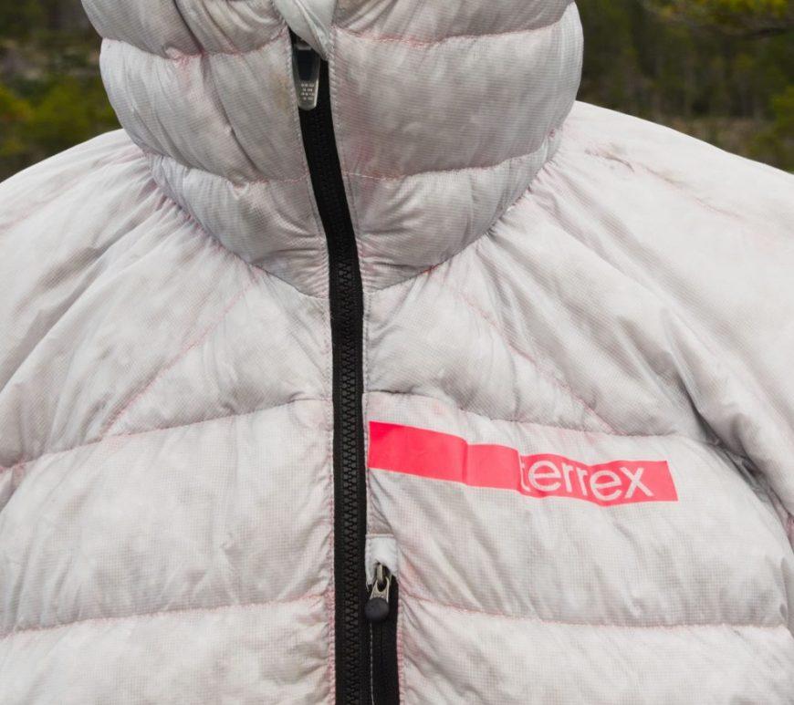 Adidas Terrex Climaheat Agravic Down Hoodie