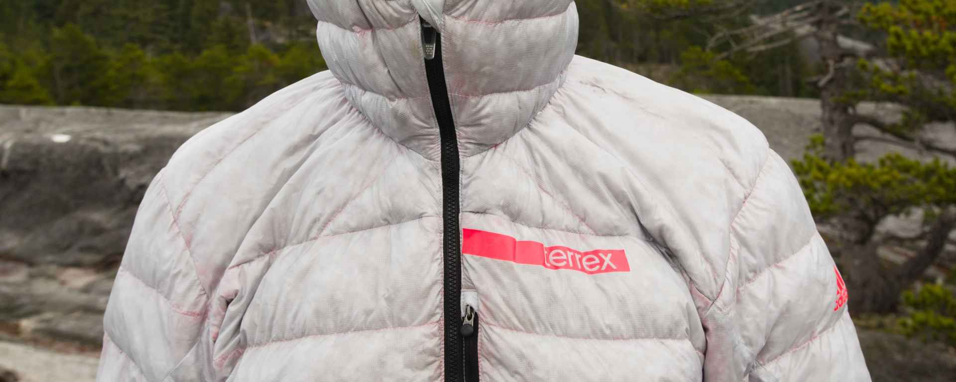 hot new products new york release date: Adidas Terrex Climaheat Agravic Down Hoodie - Black Sheep ...