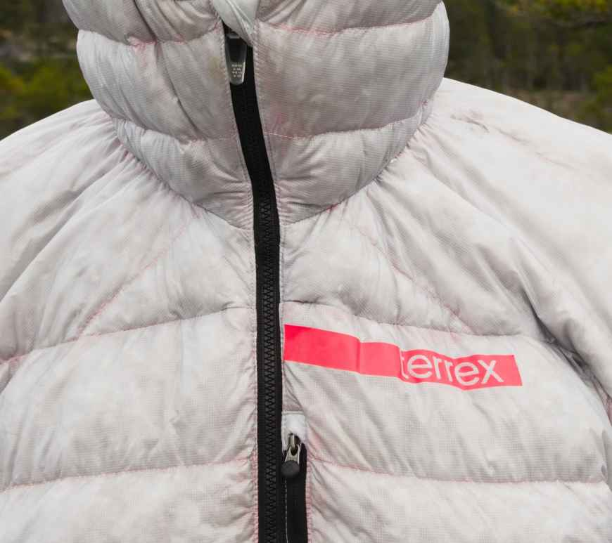 Adidas Terrex Climaheat Agravic Down Hoodie