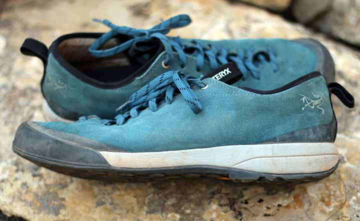 Arc'teryx Acrux SL Leather approach shoe