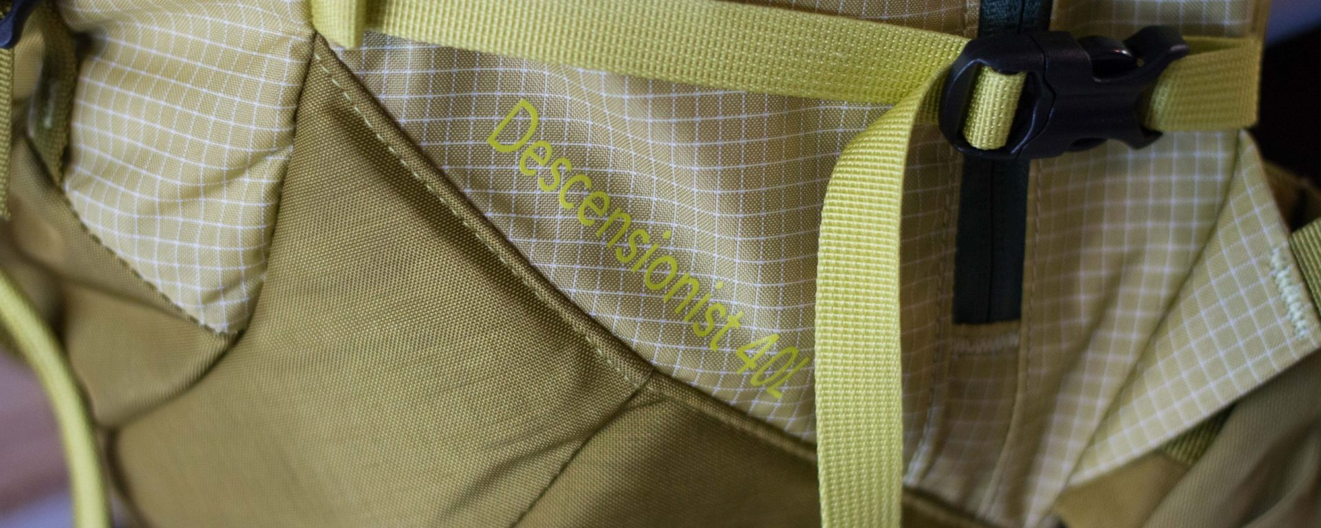 Patagonia Descensionist Pack