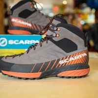 First Look Review: Scarpa Mescalito Mid GTX