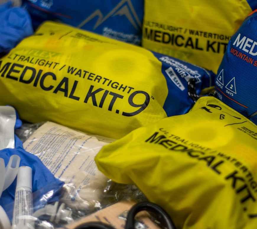 Adventure First Aid Kits