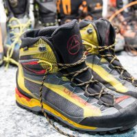 First Look Review: La Sportiva Trango Tech GTX