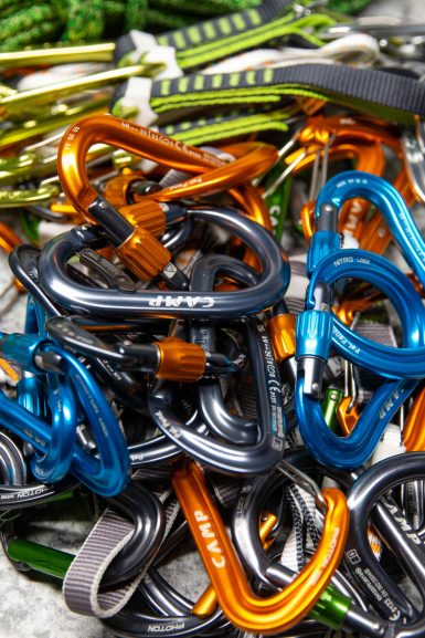 CAMP's new Carabiners