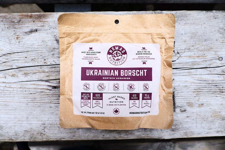 nomad nutrition ukrainian Borscht