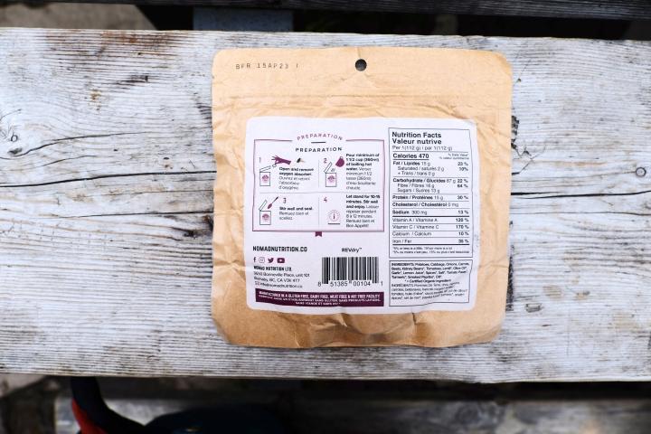nomad nutrition ukrainian Borscht ingredients