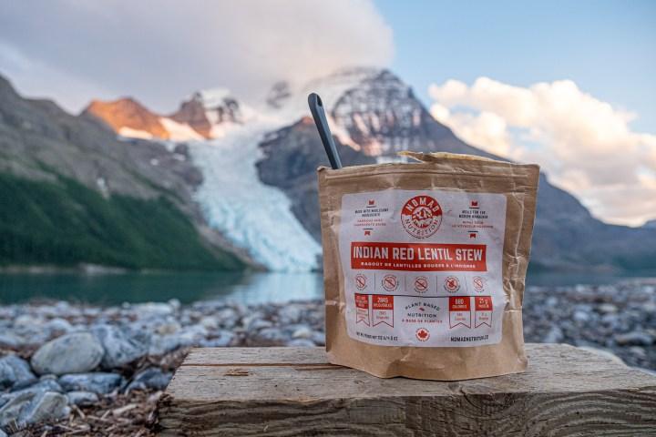 Indian Red Lentil Stew nomad nutrition