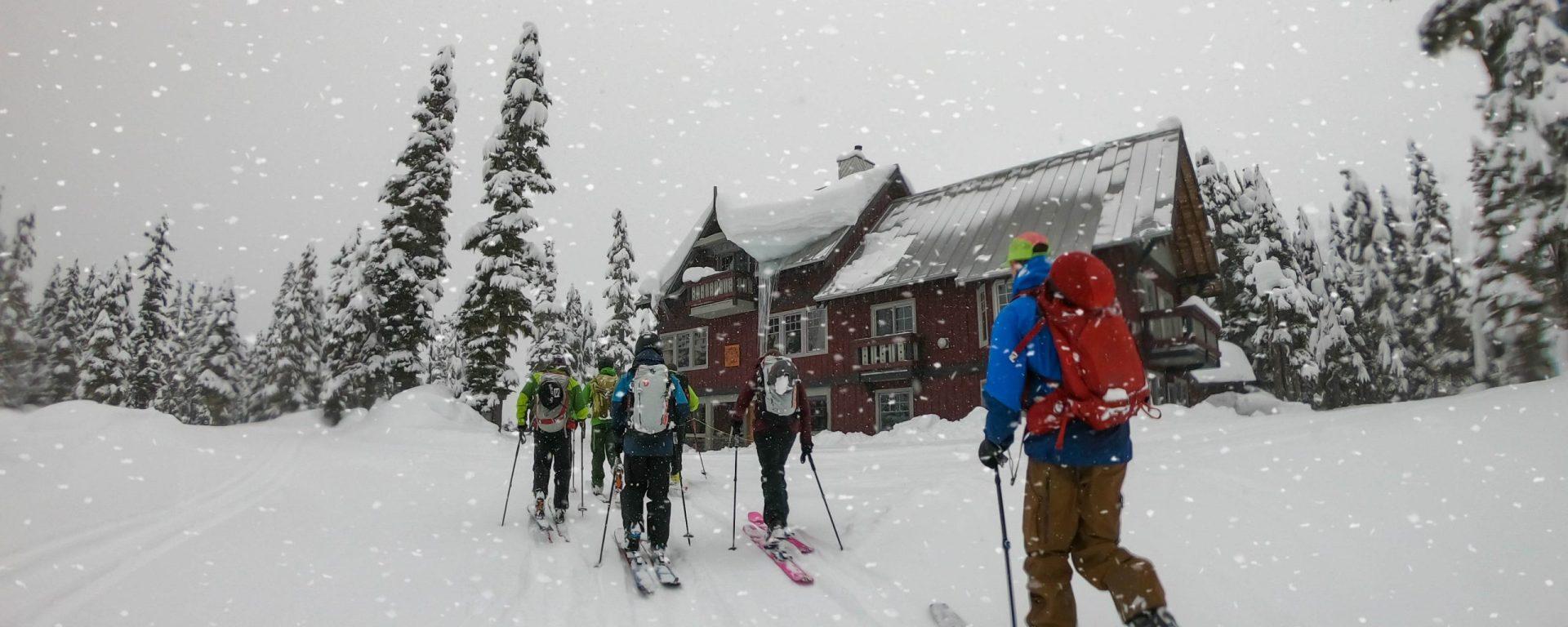 Ski Touring Lodge