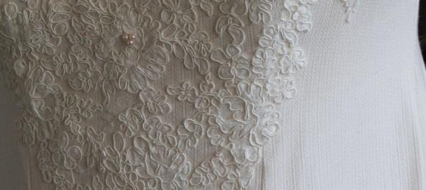 Tien's wedding dress