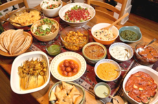 Potluck Feast