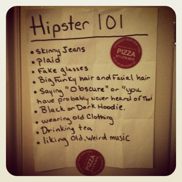 hipster-101