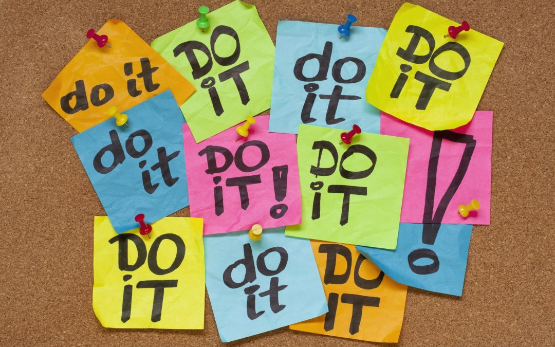 Confessions of a Procrastinator: How to Handle Large Projects
